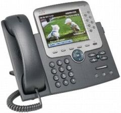 Cisco IP Phone/7975-Gig Enet-Color- Spr (CP-7975G=)