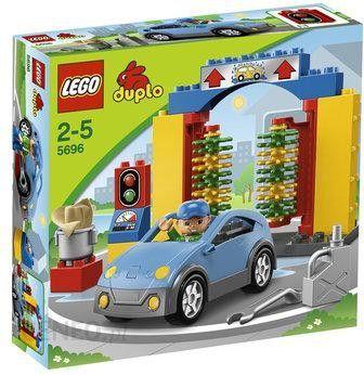 Lego Duplo Ville Myjnia Samochodowa 5696