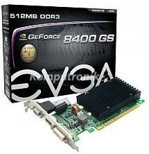 EVGA GeForce 8400GS (512-P3-1301-KR)