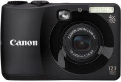 CANON PowerShot A1200 czarny