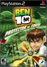 Ben 10: Protector of Earth (Gra PS2)
