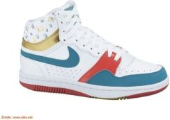 Buty Nike COURT FORCE HIGH 316117.131