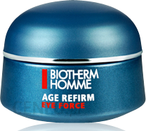 Biotherm Homme Age Refirm Eye Force Krem pod oczy 15 ml