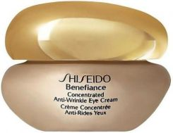 Shiseido Benefiance Concentrated Anti-Wrinkle eye cream krem pod oczy 15 ml