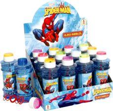 Bardzo Duże Bańki Mydlane Spiderman - 300 Ml - 1 Szt.