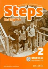 Steps In English 2 WB + CD