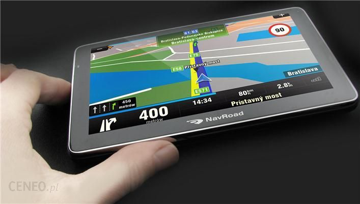 NAVROAD VIVO PLUS (bez map)