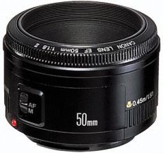 Canon EF 50MM 1.8II (2514A011)