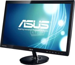 "Asus MT LCD 21,5"" VS228H wide, analog/DVI/HDMI 1920x1080, 5ms, 250cd/m2, DCR 50mil (90LMD8101T00061C-)"