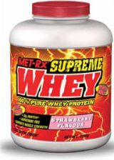 Met-Rx Supreme Whey 2270G