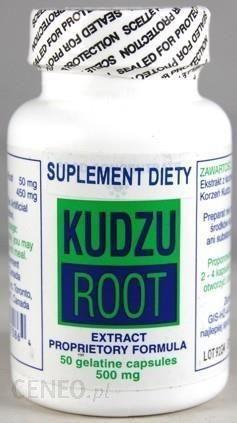 Kudzu Root White 50 Kaps.Bioplus.