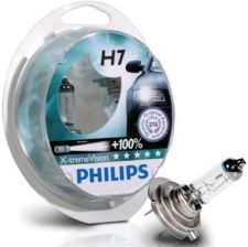 Philips H7 X-treme Vision+100% - box 2szt