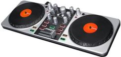 Gemini FirstMix - USB DJ-kontroler + MixVibes Cross LE