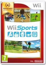 NINTENDO Wii Sports - Nintendo Selects (Gra Wii)
