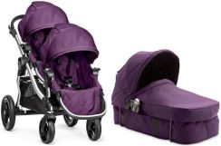 Baby Jogger City Select Double Głęboko Spacerowy