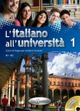 Italiano all Universita 1 podręcznik ćwiczenia CD audio