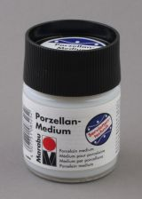 AEQ Bezbarwne medium do porcelany do decoupage 50 ml