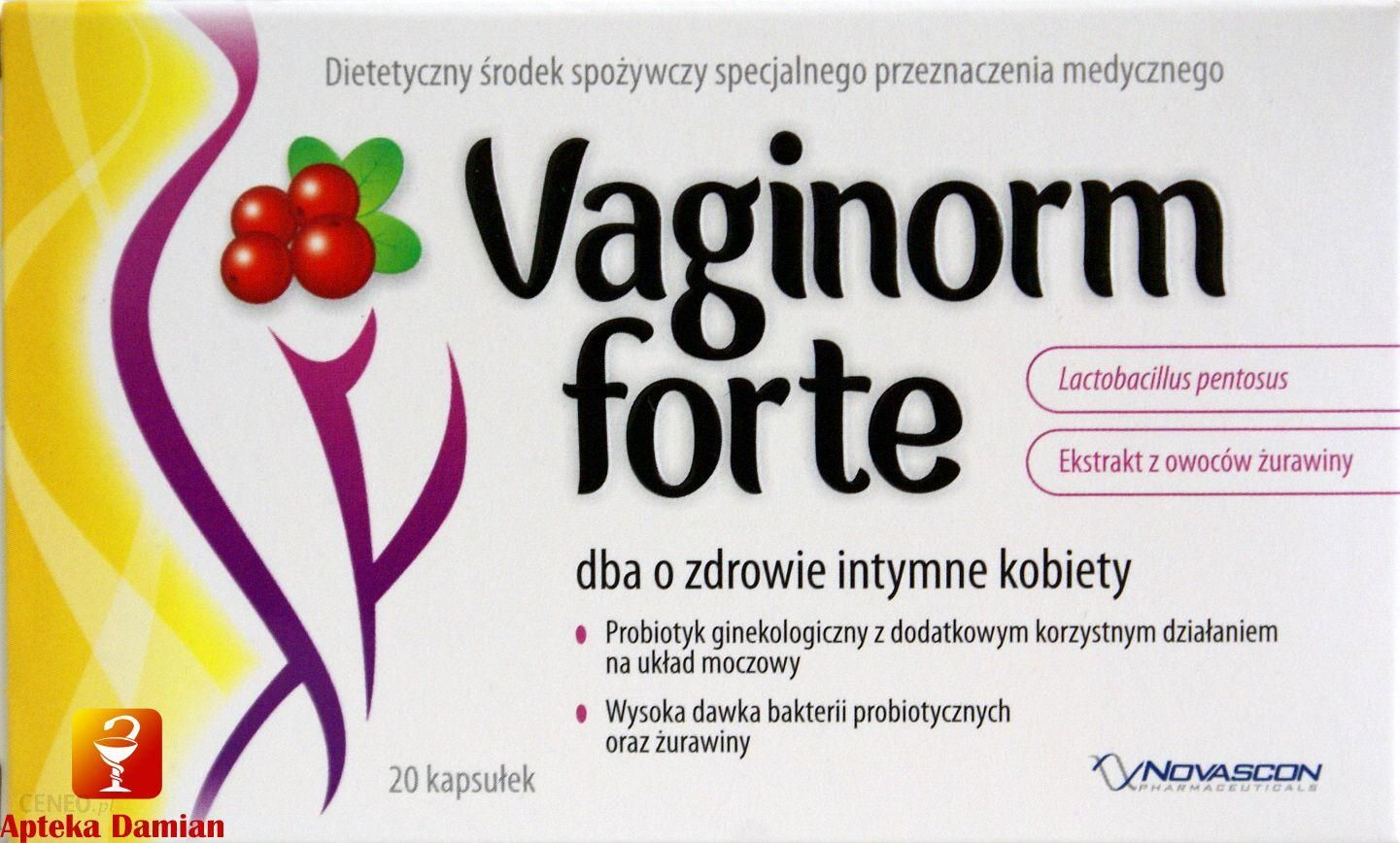 Vaginorm Forte kaps. 20 kaps.
