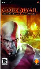 God of War: Chains of Olympus - US (Gra PSP)