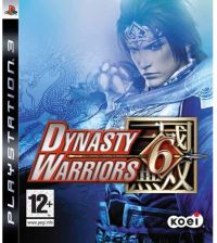 Dynasty Warriors 6 (Gra PS3)