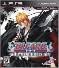 Bleach Soul Resurrección (Gra PS3)