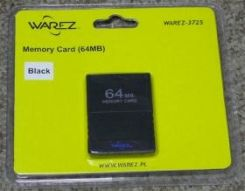 Karta pamięci 64MB Warez