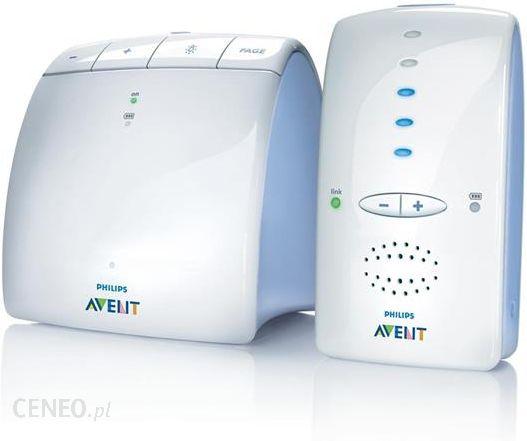 Philips Avent Niania Elektroniczna Scd510/00 Dect