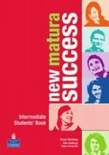 Jezyk angielski. New matura Success Intermediate. Student's Book