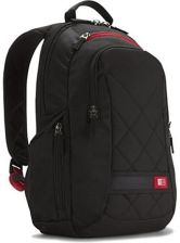 CASE LOGIC Torba na notebooka DLBP114K Notebook Sporty Backpack/ For 14''/ Polyester/ Black/ For (24.3 cm x 34.3 cm x 4 cm)