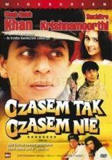 Czasem Tak, Czasem Nie (Kabhi Haan Kabhi Naa) (DVD)