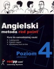 Angielski. Metoda red point. Poziom 4. Advanced - 0