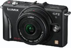 Panasonic DMC-GF2 czerwony + 14 mm