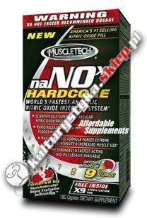MuscleTech NaNo X9 Hardcore 180 kaps