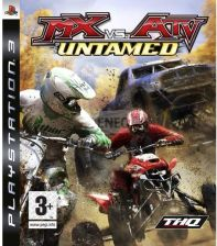 MX vs ATV Untamed (Gra PS3)