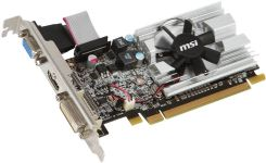 MSI Radeon HD6450 1GB DDR3 64bit PCI-E (R6450-MD1GD3H/LP)