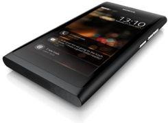 Nokia N9 Black 16 GB czarny