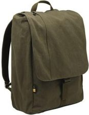 """Case Logic Plecak zielony 16"""" (CSAB15D)"""