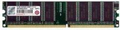 Transcend 1GB DDR333 Unbuffer Non-ECC Memory (TS128MLD64V3J)