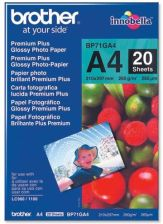 Brother Premium Glossy A4 Photo 20 sheets (BP71GA4)