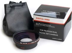 King DSLR 0.7 58mm