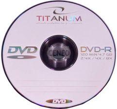 Titanum DVD-R 4.7GB 16x Szpindel 100szt (1068)