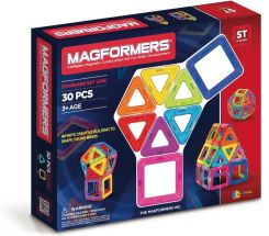 Magformers Magnetyczne 30 Elementow 63076