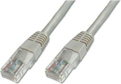 M-Cab Patch cable CAT5E UTP 1m grey (3219)