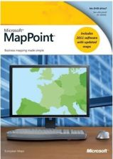 Microsoft MapPoint 2011 Europe, x32, WIN, 1u, DVD, ENG (B21-01404)