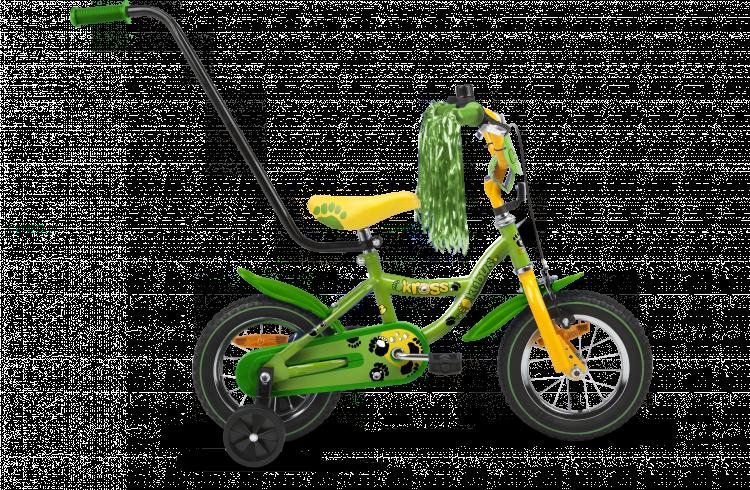 Rower dziecięcy KROSS Kubuś 2012