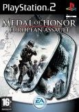 Medal of Honor: European Assault (Gra PS2)