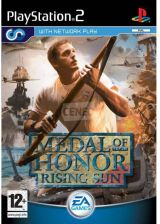 Medal Of Honor: Rising Sun (Gra PS2)