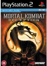 Mortal Kombat: Deception (Gra PS2)