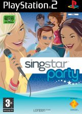 Singstar Party (Gra PS2)
