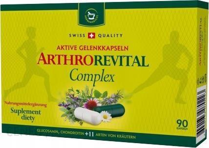 Arthrorevital Complex, Kaps., 90 Szt